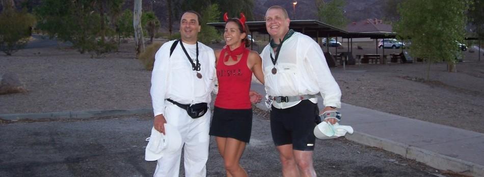 joe, ed and me after Devil