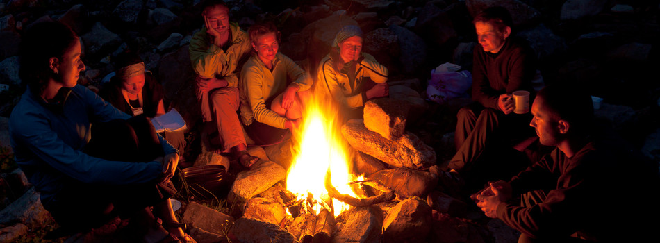 people-around-campfire