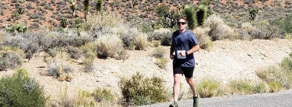 Devil runner, Kyle Hammerton