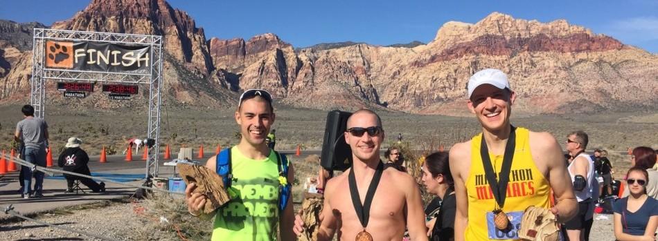 RR'16 marathon winners